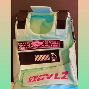 Other - CIVILIZED UTILITY 3M REFLECTIVE VEST MINT GREEN